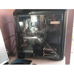 Cpu Core I7700k Gtx 1050ti Evga Ssc Monitor 25 Polegadas