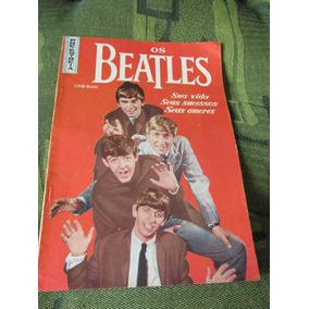 Revista Beatles Pre Estreia 1966 Editora O Cruzeiro 66 Pag
