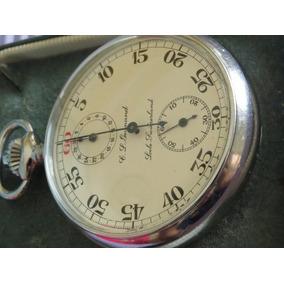 efb3e336d7f Relogio Cronografo Lanco Valjoux 7734 - Joias e Relógios no Mercado ...