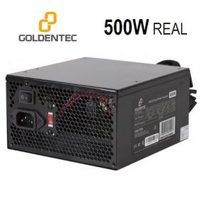Fonte Goldentec Atx 500w Real G500