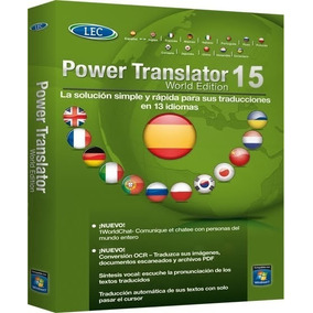 Power Translator 15