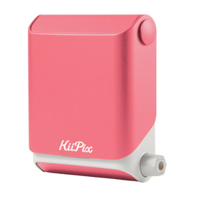 Impresora Manual Para Smartphone Fujifilm Kiipix Rosa