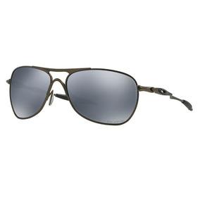 57c62f5ada Oakley Crosshair Wire Pewter Wblack - Óculos no Mercado Livre Brasil