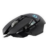 Mouse Logitech G502 Proteus Spectrum Negro Optico Al