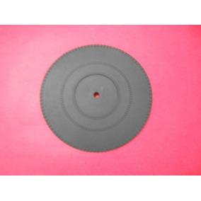 Tapete De Borracha ( Borrachão ) Toca-discos Gradiente 50-sb