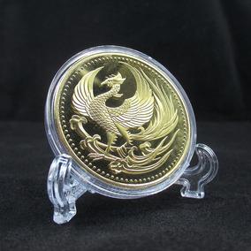 Moeda Medalhao Fenix Japao