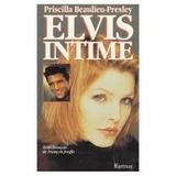 Livro Elvis Intime Priscilla Beaulieu-presley (francês)