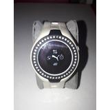 Reloj Puma Pu910222001 Mujer Blanco Con Negro