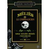 Dvd Uma Sessão Méliès - Quinze Filmes De Georges Méliès
