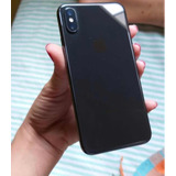 iPhone X Preto 64gb