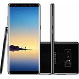 Samsung Galaxy Note 8 - Smartphone, Caneta S Pen, Reconhecim