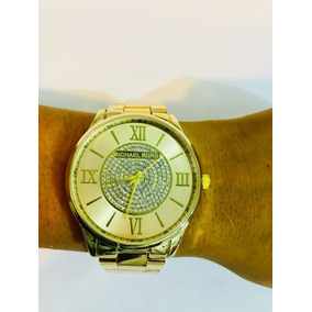 31d8b3288a3 Relogio Femenino Bom Bonito Barato+um Brinde - Relógios De Pulso no ...
