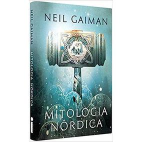 Mitologia Nórdica Luxo /neil Gaiman
