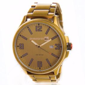 Relógio Quicksilver Beluga Gold Original