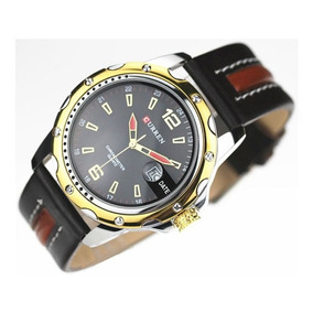 3fb1c8221bdf4 Pulseira Para Curren 8104 - Relógios De Pulso no Mercado Livre Brasil