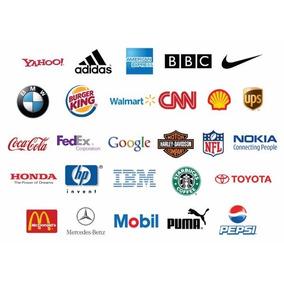 Criação De Logotipo Profissional C/ Atendimento Via Whatsapp