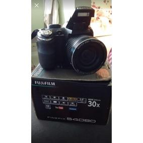 Câmera Fujifilm Finepix S4080 Em Ótimas Condições