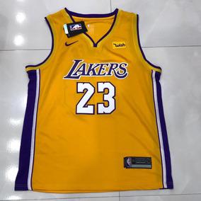 Camisa Regata Lakers - Lebron James 23 Masculina Oferta 134f25ab6671a