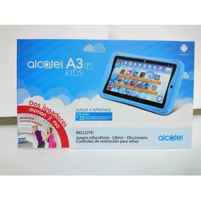 Tablet 7 Niños Alcatel Pixi Kids Caidas 8gb/1gb 1024*600