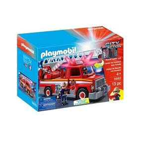 Playmobil 5682 Rescue Ladder Unit
