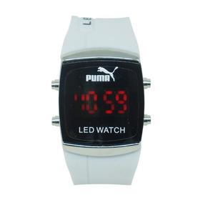 5d1872b72e5 Relógio Puma Led Watch - Relógios De Pulso no Mercado Livre Brasil