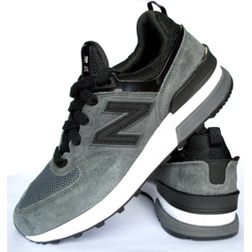 new balance amarillas 37