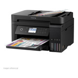 Multifuncional De Tinta Epson Ecotank L6171, Imprime/escanea