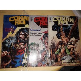 Conan Rei - 24 Volumes Coleção Completa
