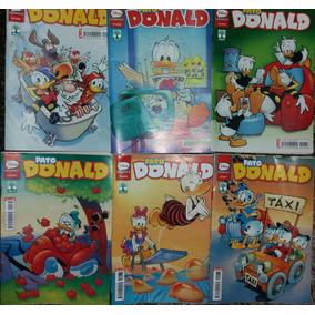 6 Gibis Pato Donald - Disney