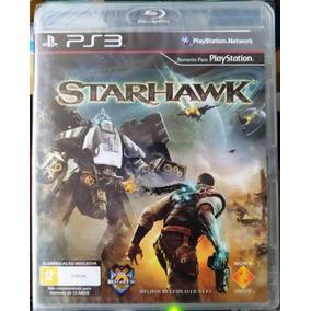 Starhawk Ps3 Original Lacrado Legenda Português Mídia Física