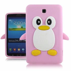 626a7ca6cf398 Capa Silicone Para Tablet Cce Tr71 Motion Pinguim Preta. São Paulo ·  Samsung Galaxy Tab 3 7.0 Pinguim Soft Gel