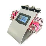 Máquina Cavitación 6 En 1 Radiofrecuencia Láser Ultrasonido