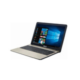 Notebook Asus Intel Pentium Quad Core / Ssd