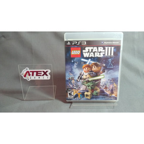 Lego Star Wars 3 The Clone Wars Para Playstation 3