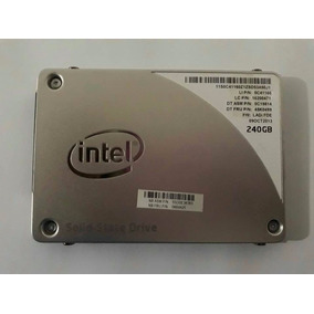 Hd Ssd Pro 1500 Series 240 Gb Ssd Intel Usado Com Garantia