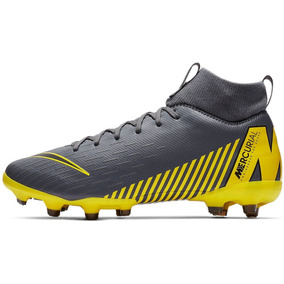 Botas Nike Superfly 6 Academy Niño Taquete Gris A Meses 3d3b3e07c89b6