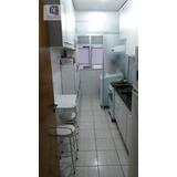 Apartamento Residencial Para Locação, Vila Guarará, Santo André. - Ap7481