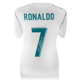 Camiseta Firmada Por Cristiano Ronaldo (cr9) en Mercado Libre México 913828809d89c