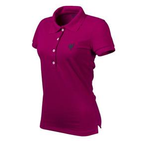 d217038788eff Camisa+polo+feminina+original - Pólos Manga Curta Femininas Rosa ...