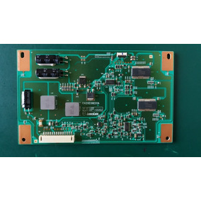 Placa T-con Tv Panasonic Tc39a400b C420e06e01a