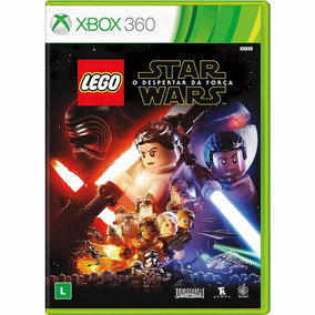 Lego Star Wars O Despertar Da Força Xbox360 Pt Br