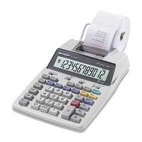 Calculadora De Mesa Sharp El1750 V Bobina Eletrica 110v
