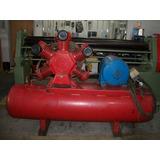 709fc0f715a Compressor Marca Pressuri De 60pés Usado Com Motor Trifásico