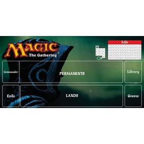 Playmat Magic The Gathering Card Game Rpg Lona Mtg Mago