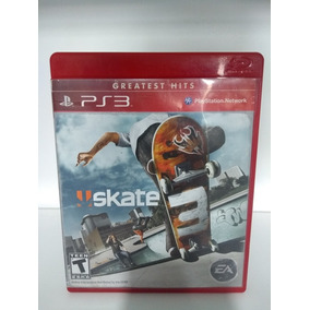 Jogo De Ps3 Midia Fisica Skate 3