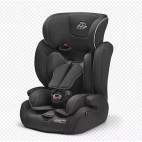 Cadeirinha Preta Elite Carro Bebê 9 À 36 Kg Bb517 Multikids