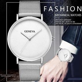 148b4a2e57e Relógio Feminino Geneva A Prova Dagua - Relógios no Mercado Livre Brasil