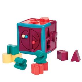 Shape Sorter Cube - Cubo Didáctico De Juguete- B. Toys