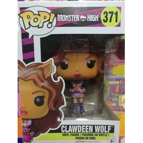 0825a7aeaef0 Funko Pop Monster High Clawdeen Wolf