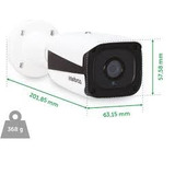 Câmera Ip Intelbras Full Hd 1080p Vip 1220b 20m Bullet 2m